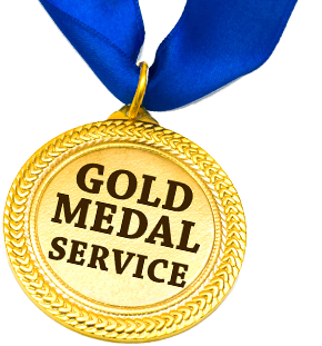We try to provide a gold standard plumbing service for the Logan community